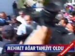 Mehmet Ağar tahliye oldu  online video izle