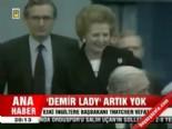 'Demir Lady' artık yok  online video izle
