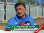 Yılmaz Vural: Beşiktaş'a Gitmeyi Her Zaman İsterim