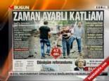 Hatay Reyhanlı Patlaması Gazete Manşetlerinde