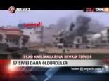 57 sivili daha öldürdüler