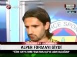 Alper Potuk:Hayatımı Fenerbahçeye Adayacağım