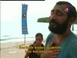 Survivor 2013 Ünlüler-Gönüllüler'de Ümit-Duygu Kavgası