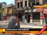 Doğalgaz patlaması  online video izle