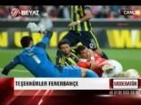 Teşekkürler Fenerbahçe