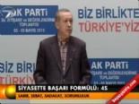 Erdoğan Kızılcahamam'da konuştu