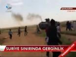 Suriye sınırında gerginlik  online video izle