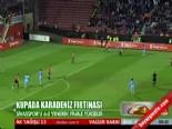 Trabzonspor Sivasspor: 6-0 Maç Özeti online video izle