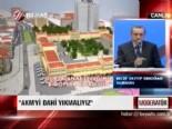 Başbakan Erdoğan: AKM'yi Dahi Yıkmalıyız