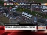 Beyaz Tv Tarihi Karşılamayı Helikopterle Takip Etti  online video izle