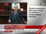 Başbakan: Polisime Küfreden CHP Ankara Milletvekili'ydi