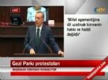 Başbakan: Ankara Ve İstanbul'da dev miting yapacağız