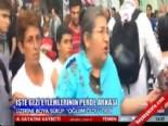 Provakatör Evren Tezer, Üzerini Kırmızıya Boyayıp ''Polis Bana Kurşun Sıktı' dedi online video izle