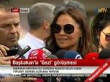 Başbakan Erdoğan'la Görüşen Hülya Avşar'dan Taksim Gezi Parkı Açıklaması