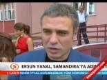 Ersun Yanal Fenerbahçe Tesislerini Gezdi