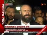 Başbakan Erdoğan'la Görüşen Halit Ergenç'den Gezi Parkı Açıklaması