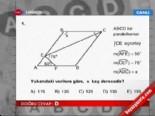 2013 LYS-1 Geometri Soruları ve Cevapları