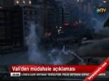 Polis Gezi Parkı'na Girdi (Taksim Gezi Parkı Son Durum)  online video izle
