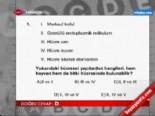 2013 LYS Biyoloji Soruları ve Cevapları (LYS Soruları 2013) online video izle