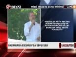 'Milli İradeye Saygı' Mitingi Erzurum 2.Kısım