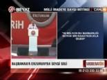 'Milli İradeye Saygı' Mitingi Erzurum 3.Kısım