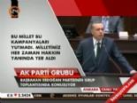 Başbakan Erdoğan: Ayaklar Ne Zaman Baş Oldu
