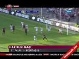 Beşiktaş - FC St. Pauli: 0-1 Maç Özeti (Hazırlık Maçı)  online video izle