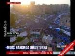 Fatih Tezcan: Adeviyye Meydanı'nda Mursi'ye destek sürüyor