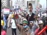 Mısır'da Önce Cuma Namazı Sonra Darbe Protestosu