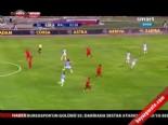 Galatasaray - Malaga: 3-3 Maç Özeti online video izle