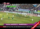 Fenerbahçe - Khazar Lankaran: 4-0 Maç Özeti