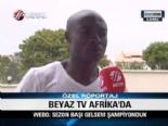 Webo: Türkiyede Irkçılık Yok