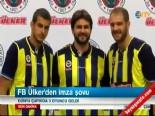 Fenerbahçe Ülker'in Yeni Transferleri İmzayı Attı