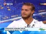 2013 Survivor Hilmi Cem ve Murat 'Gay' Dedikoduları İçin Ne Dediler? İzle online video izle