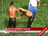 652. Tarihi Kırkpınar Yağlı Güreşleri Başladı - 06 Temmuz 2013