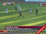Beşiktaş - Cukaricki: 0-0 Maçın Özeti