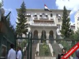 Ankara Mısır Büyükelçiliği Önünde Eylem