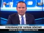 Cristian Fenerbahçe'den ayrılıyor