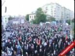 Diyarbakır'da Mısır'a Destek Mitingi  online video izle