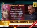 Başbakan Erdoğan canlı yayında ağladı