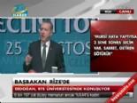 Erdoğan: Birisi Bana Diktatör Diyecek Vay Onun Haline