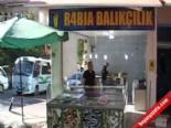 Balıkçı Dükkanına R4bia İsmini Verdi