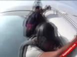 Paraşütçü 3 Bin Metrede Bilincini Kaybetti