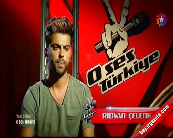 O Ses Türkiye - Rıdvan Çelenk 'Sarı Gelin' Şarkısını İki Ses Tonu İle Söyledi İzle