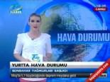 Hava Durumu 18.09.2013 (Nilay Özcan - TGRT Haber)  online video izle