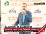 Erdoğan Malatyada Konuştu