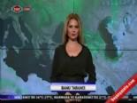 Türkiye'de Ve Dünyada Hava Durumu (Banu Tarancı - TRT Türk)