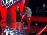 O Ses Türkiye - Jüri Üyesi Murat Boz Yarışmacı Başak Kalkan ile Dans Etti