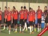 Türkiye Andorra Maçı Hazırlıkları