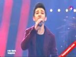O Ses Türkiye Yılbaşı Özel - Ayda Mosharraf (Keskin Bıçak) - Berkan Taşkın (Kaçak) Performansı